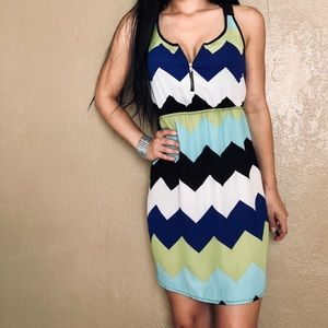 Rue 21 Dress multicolor